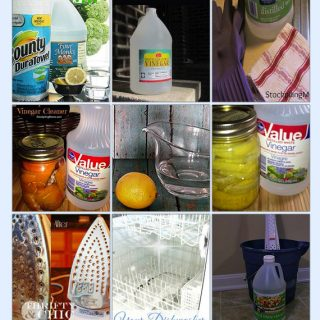 21 Awesome Vinegar Fixes