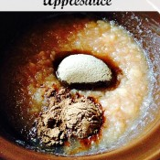 Crockpot Spiced Applesauce2