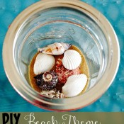 DIY Beach Theme Wedding Decorations2