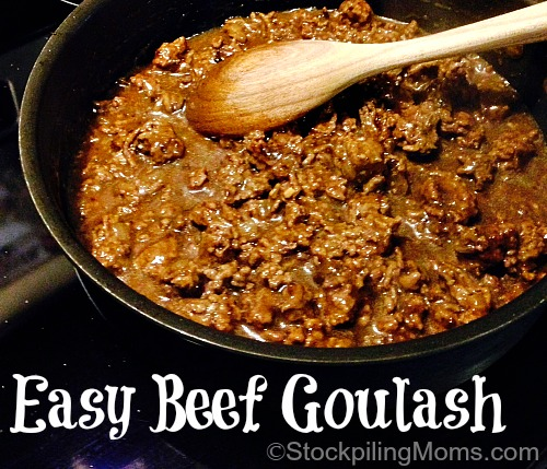Easy beef goulash 2g this recipe for easy beef goulash is perfect for a busy week night dinner you forumfinder Choice Image