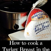 How to cook a Turkey Breast in the Slow Cooker2