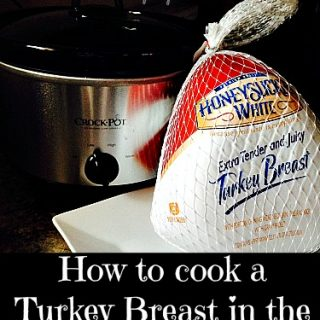 How to cook a Turkey Breast in the Slow Cooker