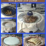 How to make a double layer in a crockpot with a towel and glass pie plate final