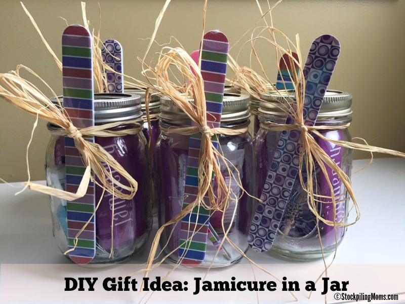 Jamicure in a Jar