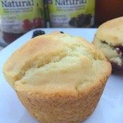 Jelly Muffins Recipe