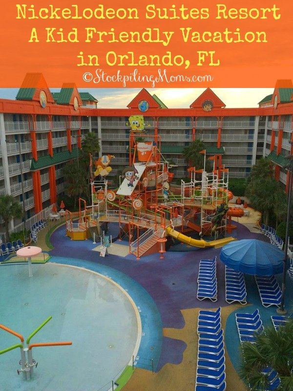 Nickelodeon Suites Resort - A Kid Friendly Vacation in Orlando, FL