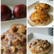Shortcut Cinnamon Rolls