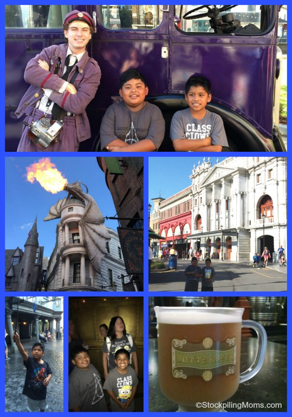 The Wizarding World of Harry Potter Diagon Alley 3