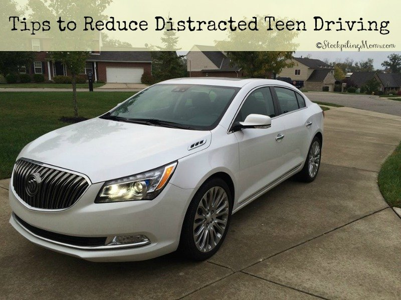 Tips to Reduce Distracted Teen Driving
