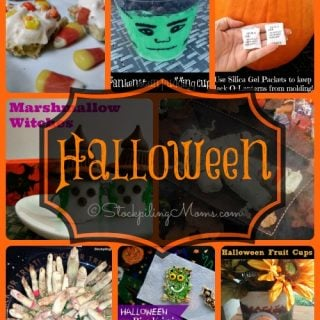 Halloween Recipes, Crafts and More