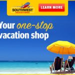 Southwest Vacations Big Fall Sale