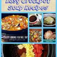 10 Easy Crockpot Soup Recipes