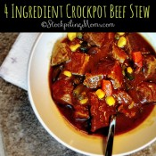 4 Ingredient Crockpot Beef Stew2