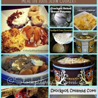How To Make Your Thanksgiving Meal In Your Slow Cookers