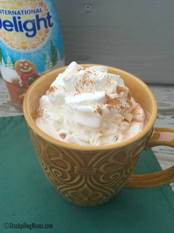 Copycat Starbucks Gingerbread Latte2