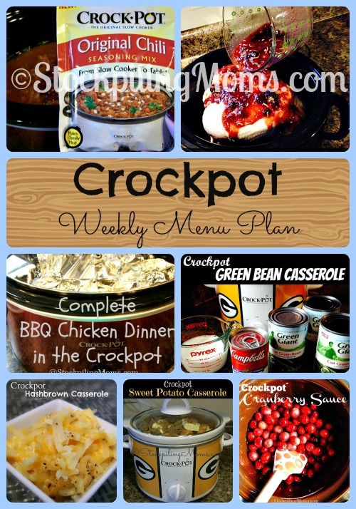 We are having another  Crockpot Week here at Stockpiling Moms this coming week! We love using our slow cookers to help allow us more time to be with our kids and get our errands and cleaning done
