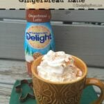 Easy Copycat Gingerbread Latte