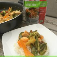 New McCormick Skillet Sauce - dinner ready in 15 minutes!
