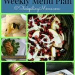 Paleo Weekly Menu Plan