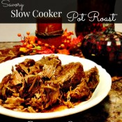 Savory Slow Cooker Pot Roast2