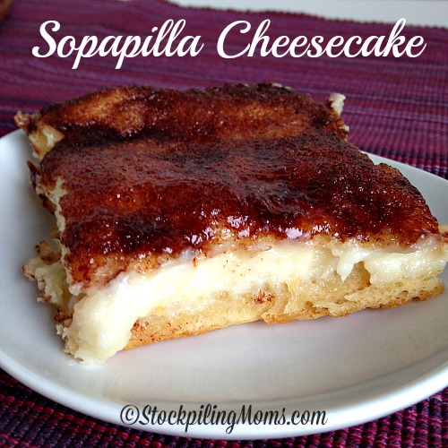 Sopapilla Cheesecake is so good you can eat it for breakfast or as a ...