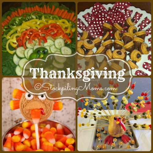 Here is everything you can think of that you may need to host or assist in a successful Thanksgiving Day dinner!