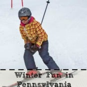 Winter Fun in Pennsylvania