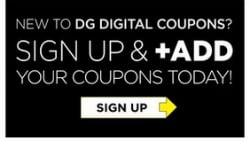 Dollar General Now Offers Digital Coupons Stockpiling Moms