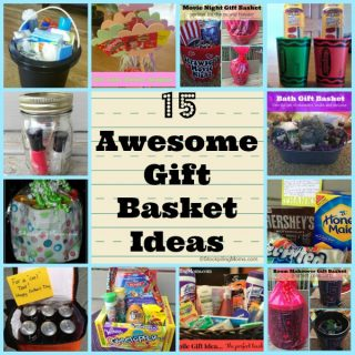 15 Awesome Gift Basket Ideas