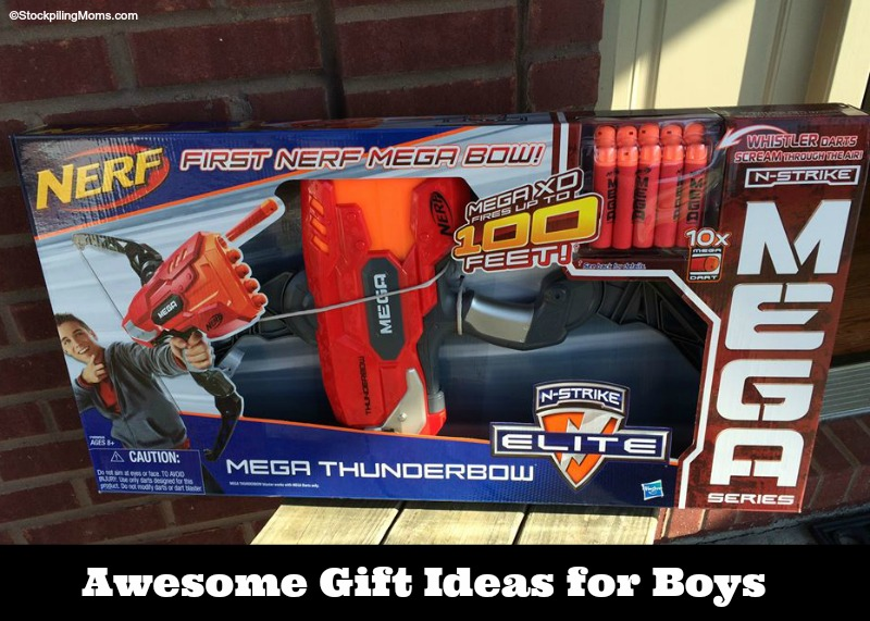 Awesome Gift Ideas for Boys