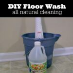 DIY Floor Wash