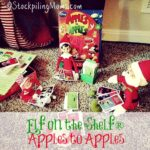 Elf on the Shelf® Apples to Apples