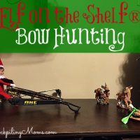 Elf on the Shelf® Bow Hunting