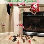 Elf on the Shelf® Dinosaur Attack
