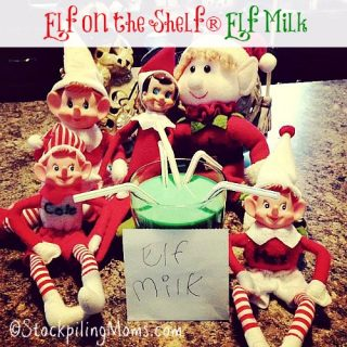 Elf on the Shelf® Elf Milk
