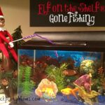 Elf on the Shelf® Gone Fishing