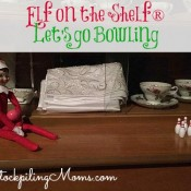 Elf on the Shelf® Let's go Bowling