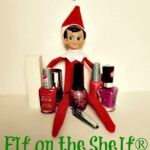 Elf on the Shelf® Manicure Time