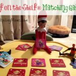 Elf on the Shelf® Matching Game