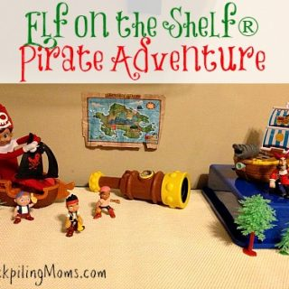 Elf on the Shelf® Pirate Adventure