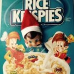 Elf on the Shelf® Rice Krispies Fun