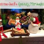 Elf on the Shelf® Roasting Marshmallows