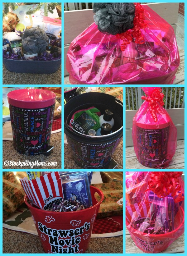 gift basket ideas that are perfect for christmas