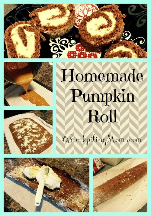 Homemade Pumpkin Roll is a delicious treat that my family loves to indulge in on the holidays. Pumpkin Roll is a dessert that I absolutely love and eat way too much of.
