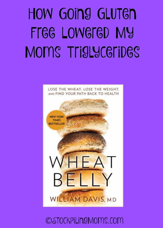 How Going Gluten Free Lowered My Moms Triglycerides