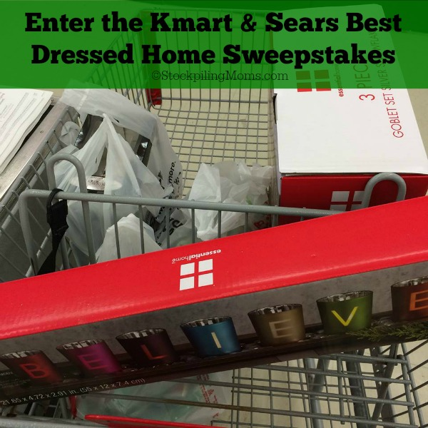 Kmart & Sears Best Dressed Home Sweepstakes