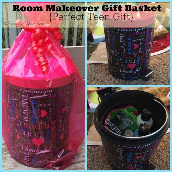 Room Makeover Gift Basket - Perfect Teen or Graduation Gift!