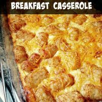 Tator Tot Breakfast Casserole1