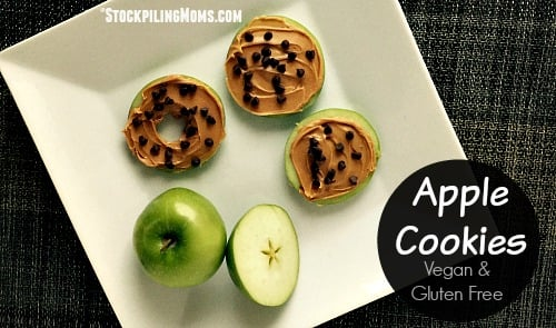 Apple Cookies are healthy and delicious which makes them the perfect low carb and gluten free snack!