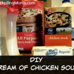 DIY Cream of Chicken Soup